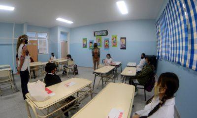 Escuela 20 de Rawson ampliación y remodelación