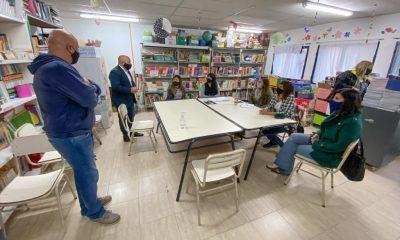 Madryn creó un Gabinete Pedagógico para las escuelas municipales