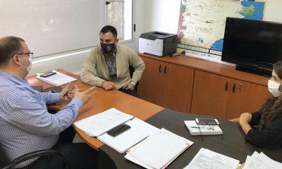 Provincia refuerza el trabajo conjunto con Carrenleufú