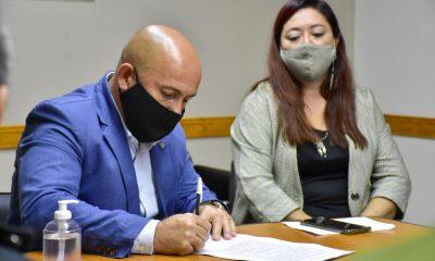 Sastre cerró paritarias con el 35% con los empleados municipales