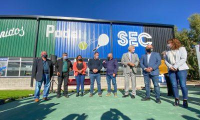 Inauguraron las nuevas instalaciones en el predio del SEC en Madryn