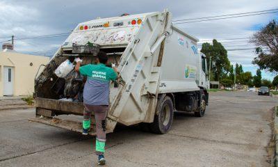 Comenzó en Rawson la separación en origen de residuos