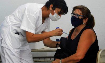 Ya hay 70 mil vacunados contra el Covid en Chubut