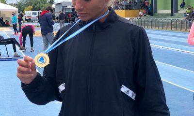 Vanshi campeona nacional de 800