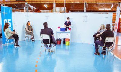 Tierra del Fuego vacunará a personas de entre 50 y 59 años con factores de riesgo