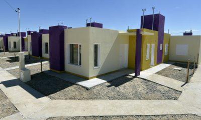 Provincia construye más viviendas con recursos propios