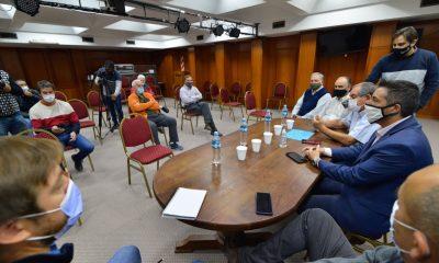 Funcionarios municipales se reunieron con la CICECH