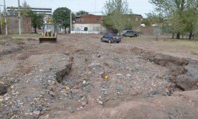 Los arreglos por el temporal costarán 100 millones de pesos en Neuquén