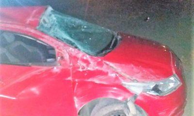 Un joven de 24 años murió tras volcar violentamente en su auto