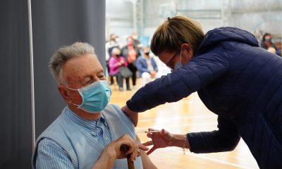 Se aplicaron 80.000 vacunas contra el Covid-19 en Chubut