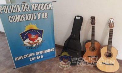 Encontraron a tres jóvenes in fraganti robando en una escuela en Zapala