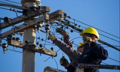 Corte de energía programado en Rawson