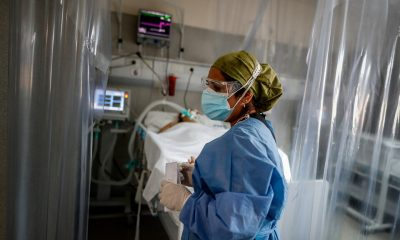 Nuevo informe sobre el avance del coronavirus en Chubut