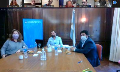 Provincia participó de la reunión del Consejo Federal de los Mayores