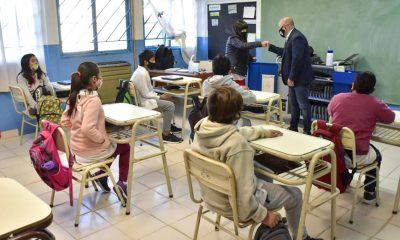 Escuela Municipal de Madryn refacciones