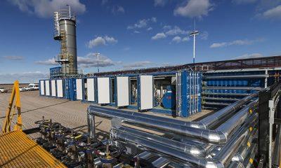 YPF alcanzó récord de producción en yacimiento centenario de Chubut