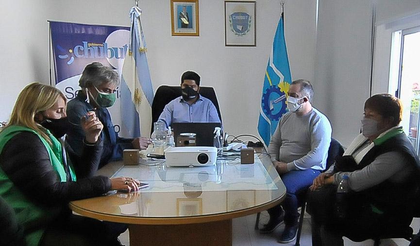 Acuerdo entre ATE y Provincia