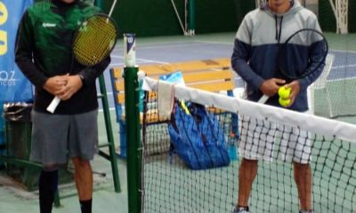 Torneo Otoño de tenis semifinales de 1° Caballeros