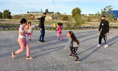Programa municipal para chicos de Trelew