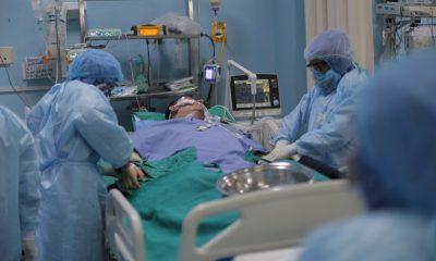 Nuevo reporte sobre el avance del coronavirus en Chubut
