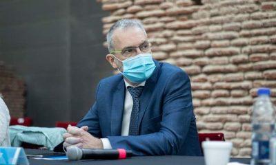 Fabián Puratich pidió dejar de politizar la pandemia