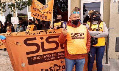 SiSaP anuncia paro