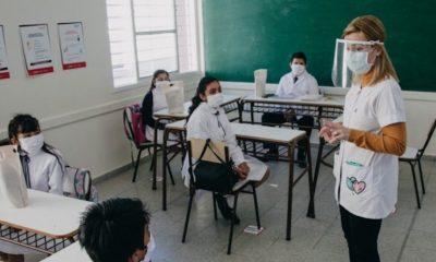 Continuidad pedagógica con clases no presenciales en Río Negro