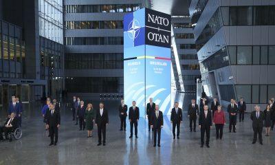 """La OTAN se reencuentra con EEUU y pone la lupa sobre los """"desafíos"""" que presenta China"""
