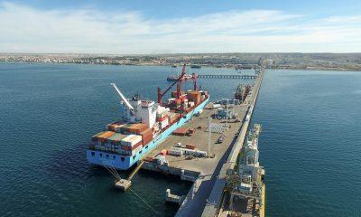 Muelle Almirante Storni de Madryn