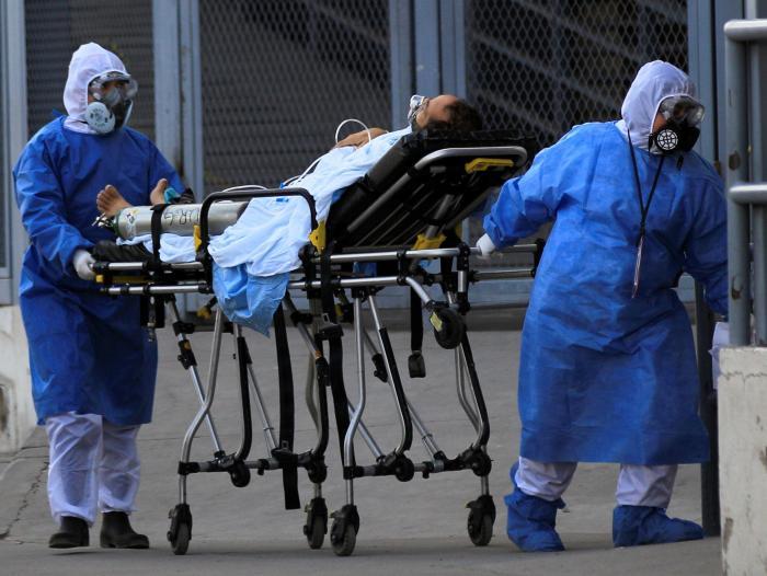 Colombia batió su récord de muertes por coronavirus