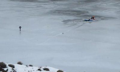 Dos niños murieron ahogados en un dique de Río Turbio