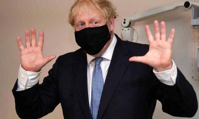 Boris Jhonson Inglaterra cuarentena cuatro semanas más