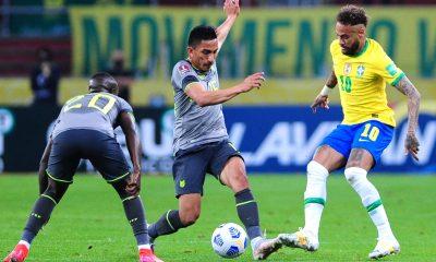 Brasil con puntaje ideal en las Eliminatorias