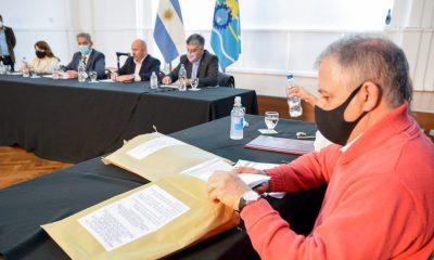 Licitación para escuelas de Madryn y Lago Puelo