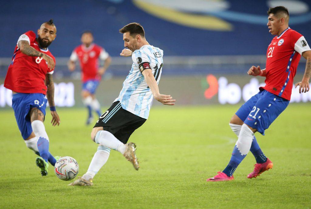 La selección volvió a empatar con Chile