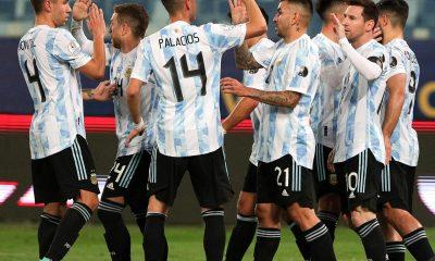 Argentina goleó a Bolivia y Messi alcanzó un nuevo récord
