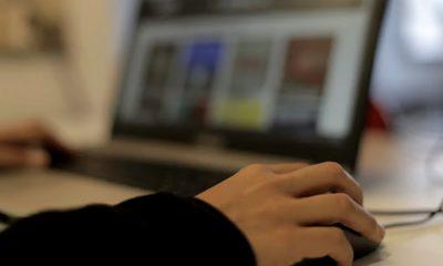 Universitarios en virtualidad por la pandemia
