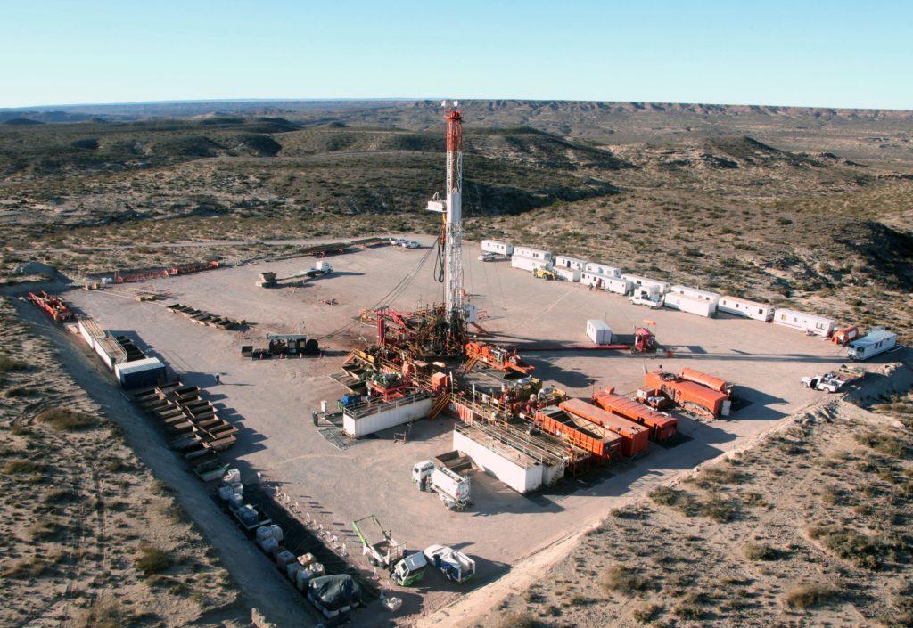 Se incrementará un 40% la producción de petróleo de Vaca Muerta