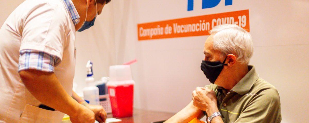 Plan de Vacunación en Tierra del Fuego