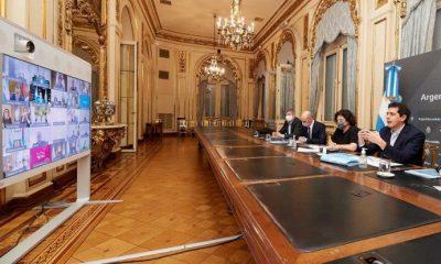 Vizzotti y de Pedro se reunieron con los gobernadores