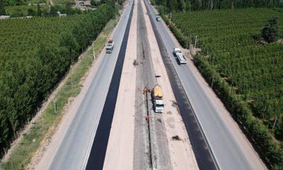 Ruta Nacional Nº 22 en Río Negro