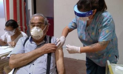 Vacunación contra el Covid-19 en Esquel