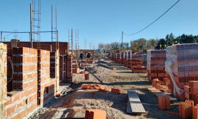 Construcción de 45 viviendas en Madryn