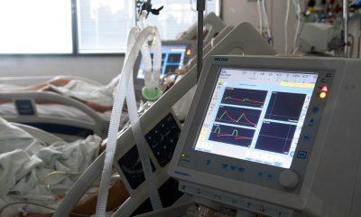 Camas UTI destinadas a pacientes Covid-19