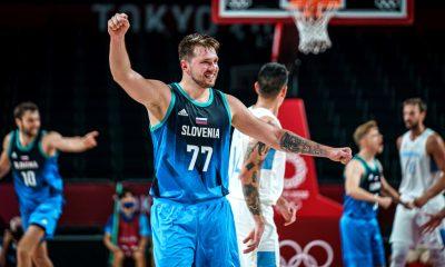 Argentina sufrió a Doncic en su debut olímpico