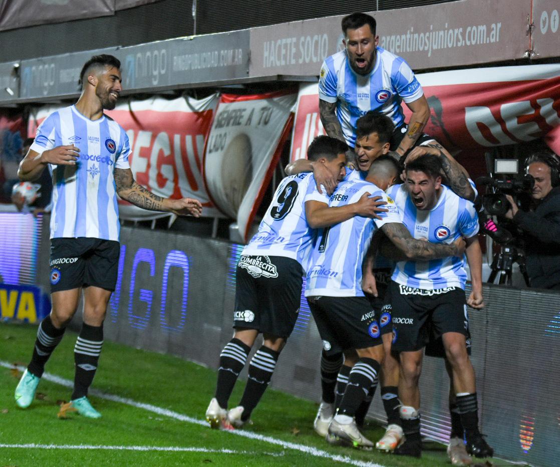 Argentinos le ganó a Newell's