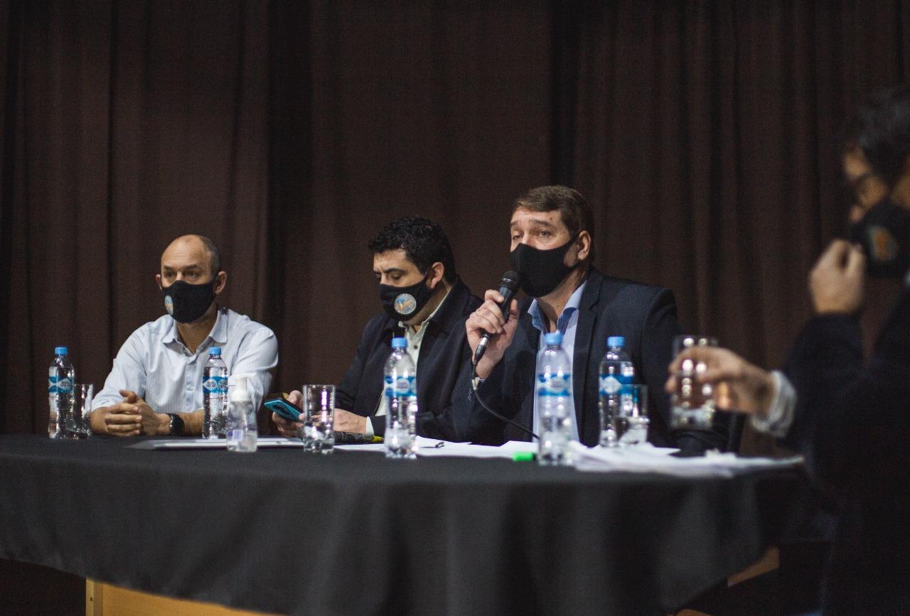Conferencia de Damián Biss