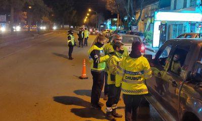 Alcoholemia Federal en Chubut