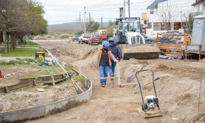 Abren sobre para licitación de una obra vial en el barrio Fontana de Madryn