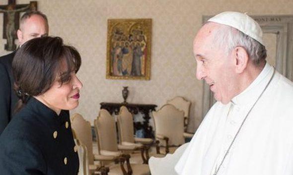Francisco designa a la teóloga argentina Emilce Cuda en un cargo clave del Vaticano